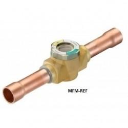 SA-19S Sporlan Spia di liquido con indicatore di umidità 1.1/8 ODF