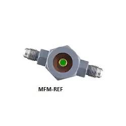 SA-211 Sporlan kijkglas met vochtindicator 1.3/8 ODF