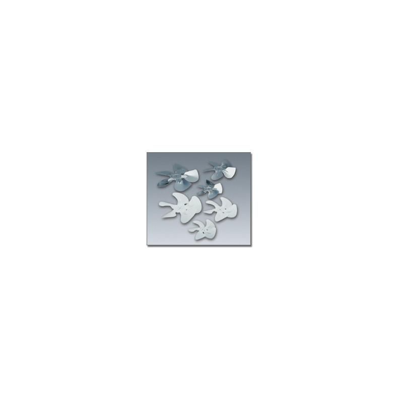154 mm Elco  Ventilador de asa soprando