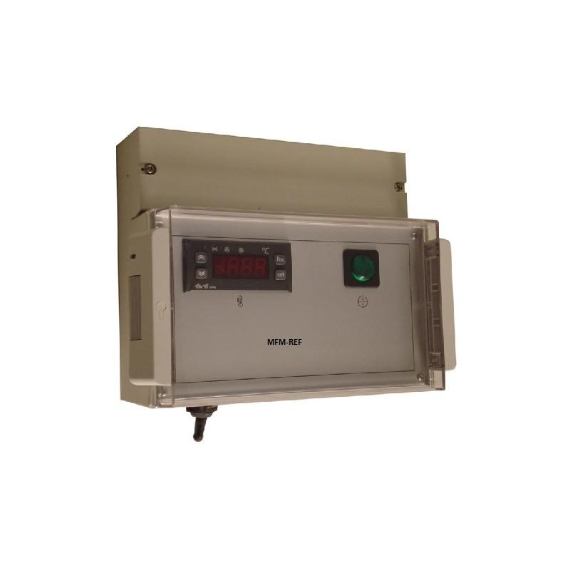 CRK estufa de controle de câmara fria (incl. Eliwell ID 961) 230V-1-50Hz