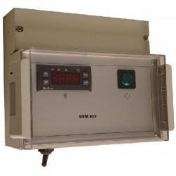 CRV serre de contrôle pour chambre de congélation (incl. Eliwell ID974) 230V-1-50Hz