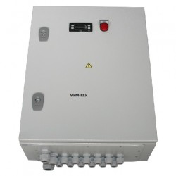 V3-3ph/400-18 ECR caja de control para cuarto congelador (incl. Eliwell ID 974)