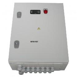 V3-3ph/400-18 ECR schakelkast vries (incl. Eliwell ID 974)