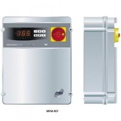 Pego ECP400 expert XXL VD7 (4,5-6,3 A ) koel/vries cellenregelkast 400V