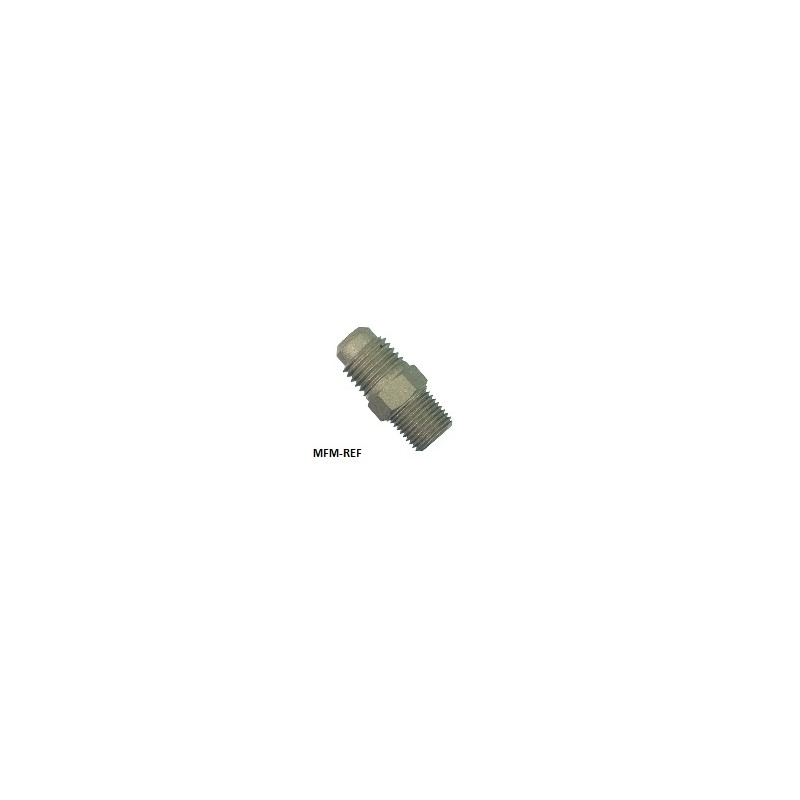 A-31424  Refco Schräder valves, 1/4 SAE Schräder x 1/4 SAE vis