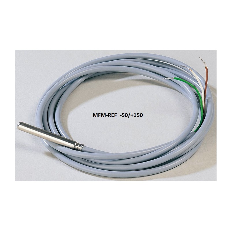 VDH SM811/ 2m Siliconen temperatuur sensor -50°C / +150°C