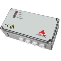 Samon GD24-HFC detecção de gás electrónico 12-24V  AC/DC