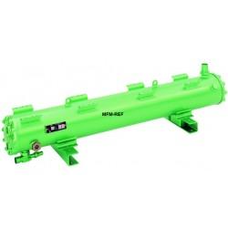 K1973TB Bitzer condensador de refrigeração a água / trocador de calor a gás comprimido / marítimo