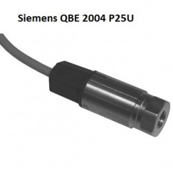 QBE 2004 P25U Siemens drukopnemer voor ingang signaal RWF regelaar