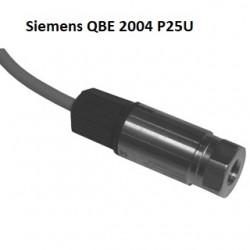 QBE 2004 P25U Siemens pression capteur signal d'entrée régulateur RWF