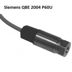 QBE 2004 P60U Siemens pressure transducer input signal regulator RWF