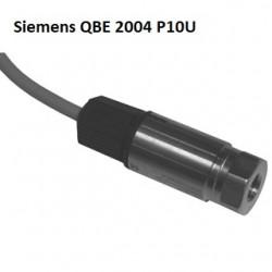 QBE 2004 P10U Siemens  pressão do transdutor para regulador de entrada de sinal RWF