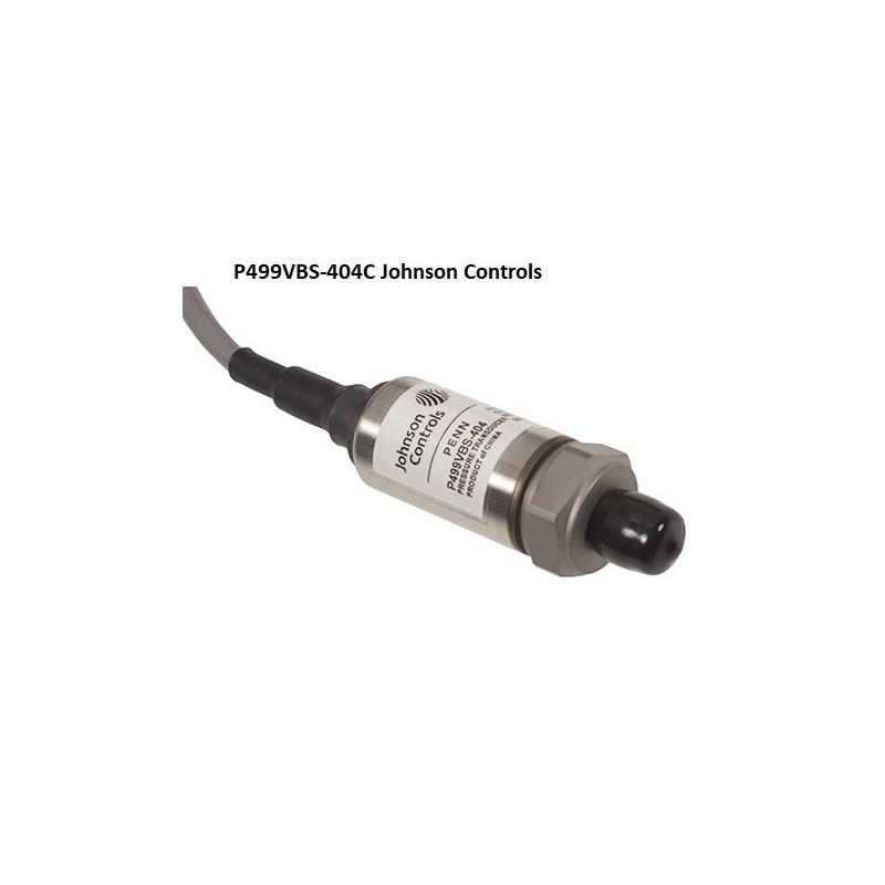 P499VBS-404C Johnson Controls capteur de pression male (0 jusqu'à 30)