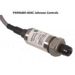 P499ABH-404C Johnson Controls capteur de pression mâle 0 jusqu'à 30 bar