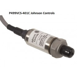 P499VCS-401C  Johnson Controls drukopnemer -1 tot 8 bar  0-10 Vdc vrouwelijk