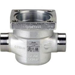 """ICVS50 Danfoss logement régulateur de pression servo-commandée 2.1/2"""". 027H5124"""