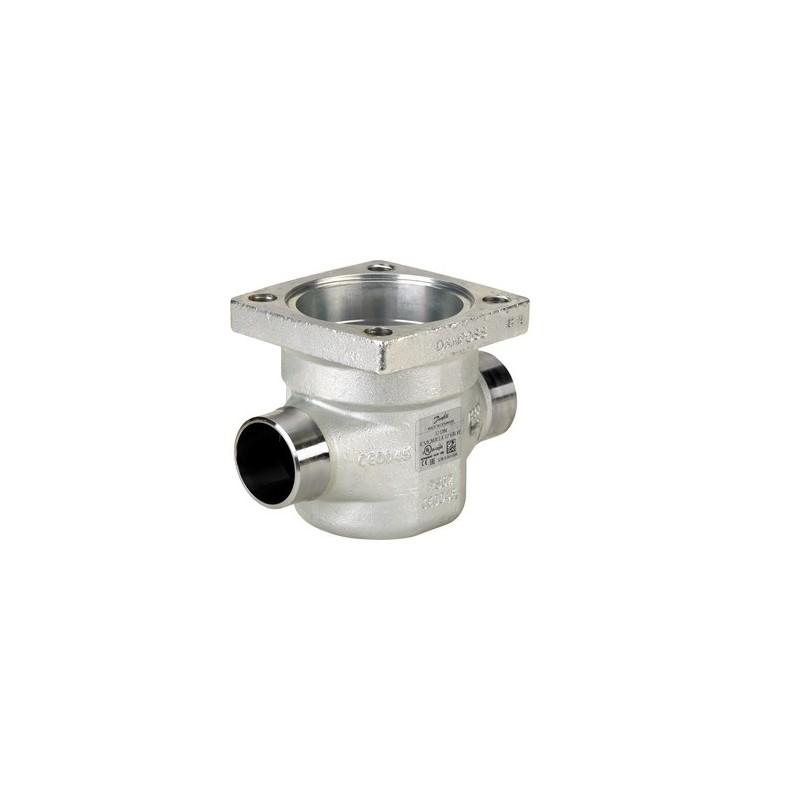 """ICV65 Danfoss regulador de pressão de servo controlado habitação 3"""". 027H6126"""