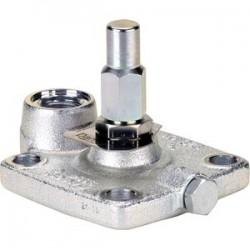 ICS25 Danfoss 3 válvula de controle, para a parte superior do regulador de pressão servo-controlada. 027H2173