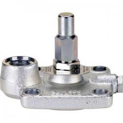 ICS32 Danfoss 1-válvula de controle, para a parte superior do regulador de pressão servo-controlada.  027H3172