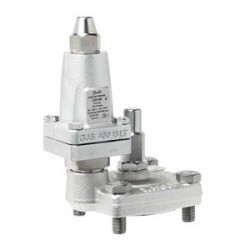 ICS40 Danfoss 1-soupape de commande, la partie supérieure du régulateur de pression servo-commandé. 027H4172