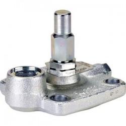 ICS3 125 Danfoss 3-porto 3-válvula de controle, para a parte superior do regulador de pressão servo-controlada . 027H7143