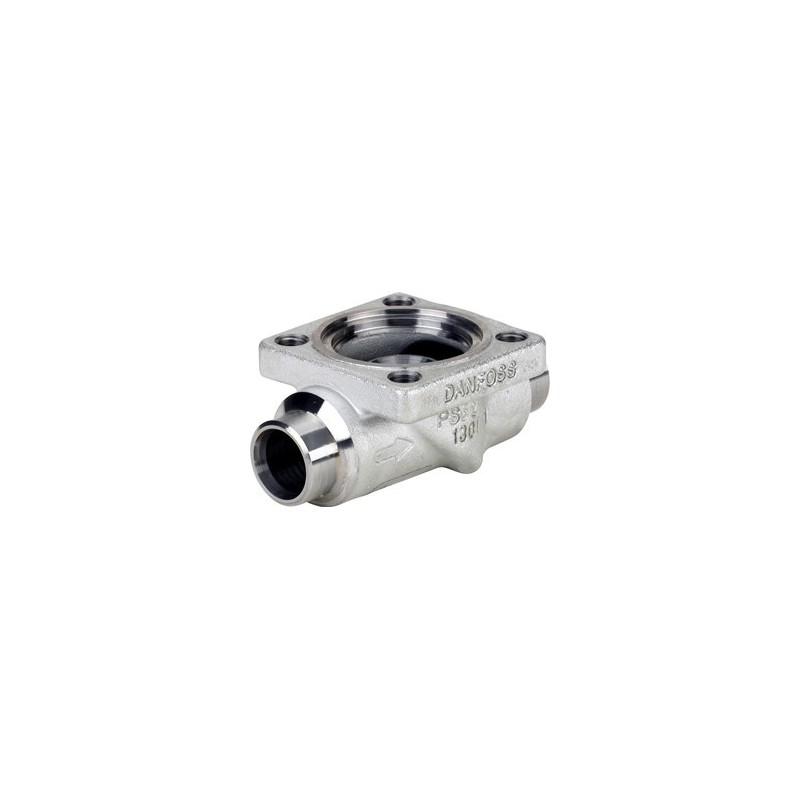 ICV 25 Danfoss habitação para regulador de pressão válvula de controle. 027H2128.