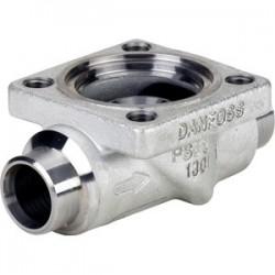 ICV 25 Danfoss habitação para regulador de pressão válvula de controle. 027H2120.