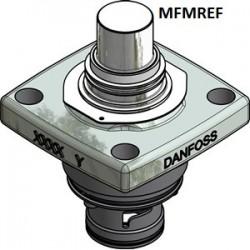 ICM 25-B Danfoss Les modules de fonction avec le couvercle supérieur pour les vannes de commande de pression à moteur. 027H2181