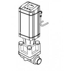 ICAD 600-A Danfoss entraînement du moteur avec ICM 20 t/m 32 régulateur de pression servo-commandé. 027H9075