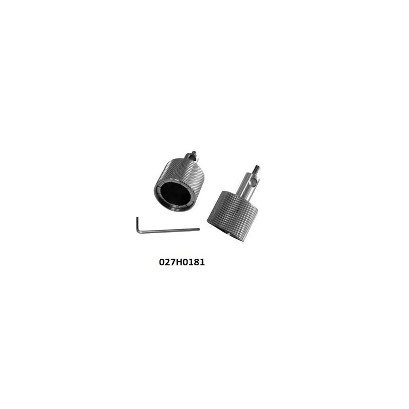 Aimant Danfoss 027H0181 ICV / M 40-65 Dispositif d'ouverture manuelle, utilisé pour le produit: ICM 40-65; ICS; P.M