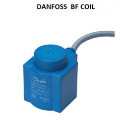 220-230V Danfoss bobina para válvula de solenoide EVR com 1 cabo de conexão do mtr 018F6251