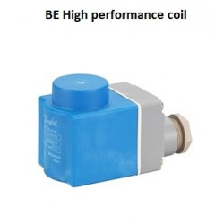 24V Danfoss bobina para EVR válvula de solenoide com caixa de terminais IP67 018F6715