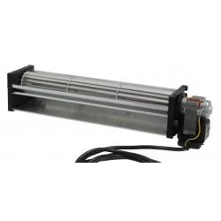 TGA 45/1 120-15 EMMEVI motor right-hand mounting cross-flow fan motor