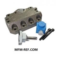 302357-18 Cabeça de cilindro Bitzer partida sem carga (sem válvula de retenção)