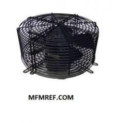 343021-27 Bitzer Testa della ventola di raffreddamento per 4VES-06(Y)…4NES-20(Y)
