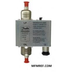 347320-33 Bitzer MP 54 pressostat différentiel d'huile mécanique