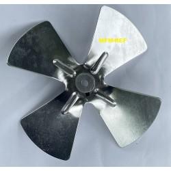 Elco- EMI fan wing 96mm aluminium