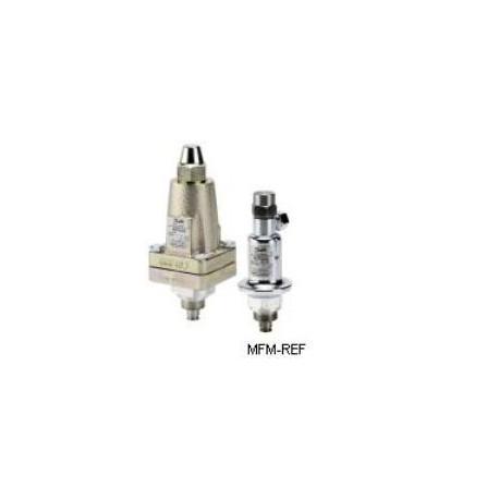 CVPP-L Danfoss LP válvula de controlo do regulador de pressão diferencial Ap 0-7 bar. 027B0930