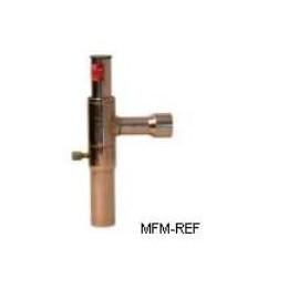 """KVP12 Danfoss regulador de pressão do evaporador 1/2"""" ODF. 034L0023"""