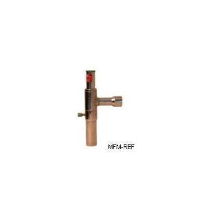KVP35 Danfoss regulador de pressão do evaporador 35mm ODF. 034L0032
