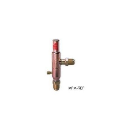 """KVR15 Danfoss regulador de pressão de condensação 5/8"""". 034L0097"""
