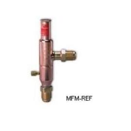"""KVR22 Danfoss regulador de pressão de condensação 7/8"""". 034L0094"""