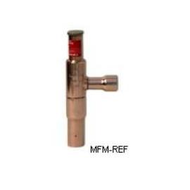 """KVC22 Danfoss regulador de capacidade 7/8"""" ODF. 034L0144"""
