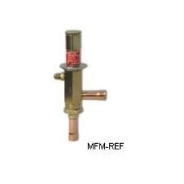 """CPCE22 Danfoss regulador de capacidade 7/8"""" ODF (por derivação de gás quente) 034N0084"""
