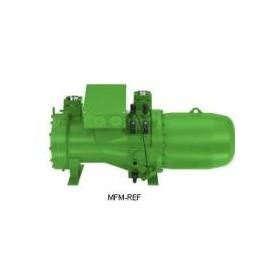 CSH6563-40Y Bitze semi de compressor de parafuso hermético para R134a