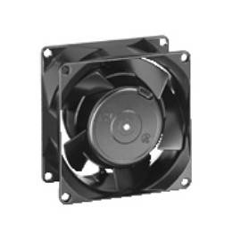 8556 N EBM Papst compact  ventilator 12 Watt 80x80x38mm