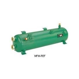F402H Bitzer reservatório do líquido horizontal para técnica de refrigeração