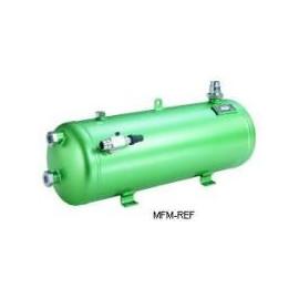 F1052T Bitzer horizontal liquid receiver for refrigeration