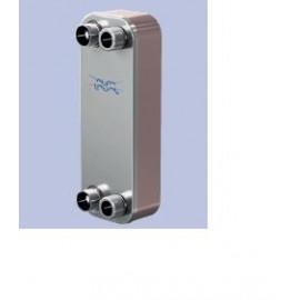 CB30-10H Alfa Laval welded plate heat exchanger for condenser application