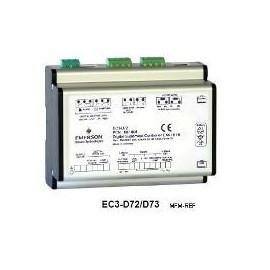 EC3-D72 kit (TCP/IP) Emerson Alco control de sobrecalentamiento  808042